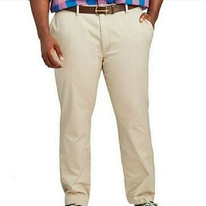 Vineyard Vines Stretch Breaker Khaki Chino Pants